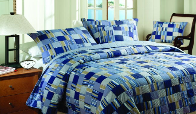 Cayman Quilt Set