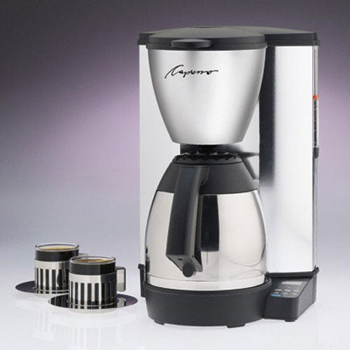 Coffee Maker Just Stopped Working : Capresso MT500 PLUS Thermal Coffee Maker - Free Shipping Today - Overstock.com - 10455800