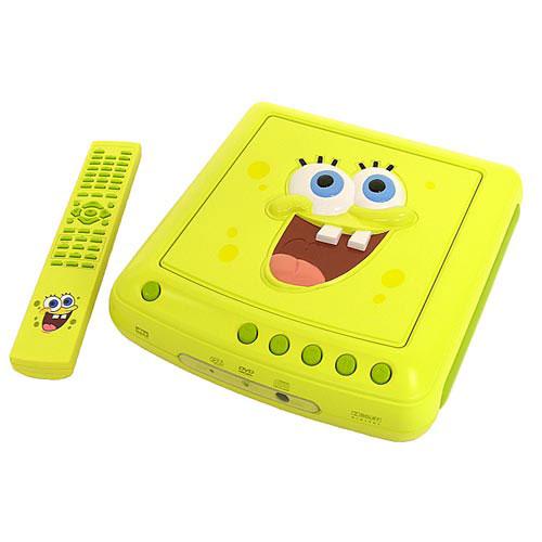 SpongeBob Square Pants SB329 DVD Player