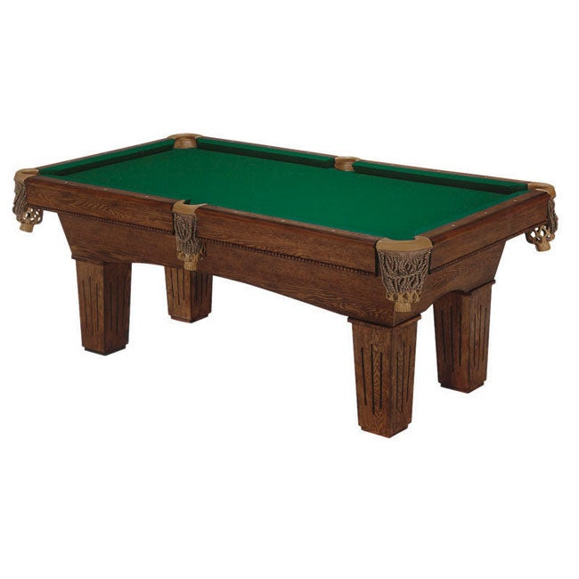 Sportcraft 84-inch Briarwood Billiard Table