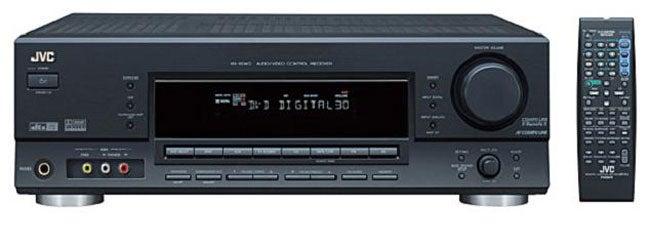 shop jvc rx 5060b audio video control receiver free shipping rh overstock com JVC RX300 JVC Speakers