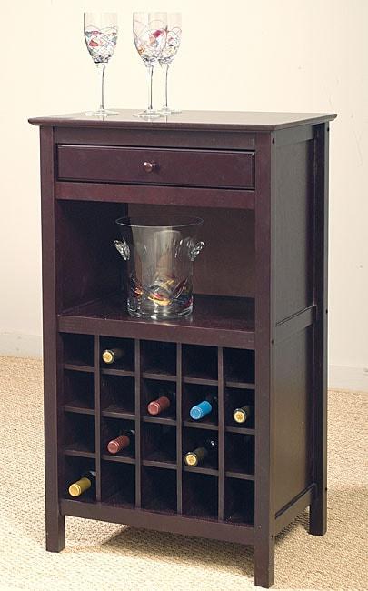 Wine Bar Storage Cabinet