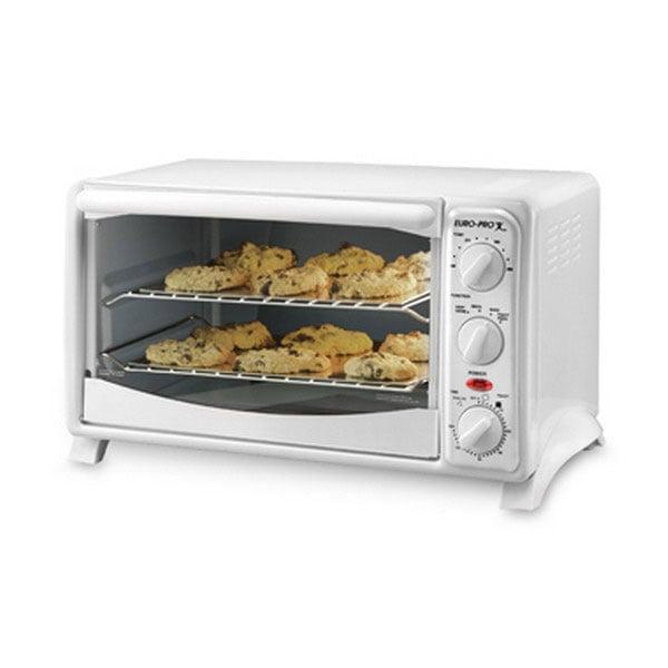 Euro-Pro Large Capacity Toaster Oven (Refurbished)