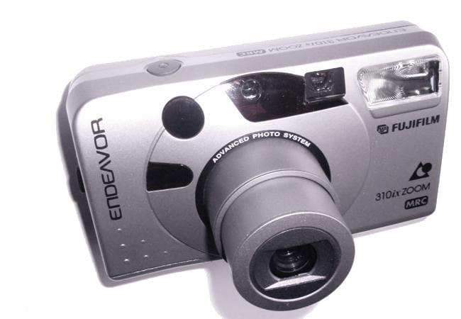 Fuji Endeavor 310ix Zoom MRC APS Film Camera (Refurbished)
