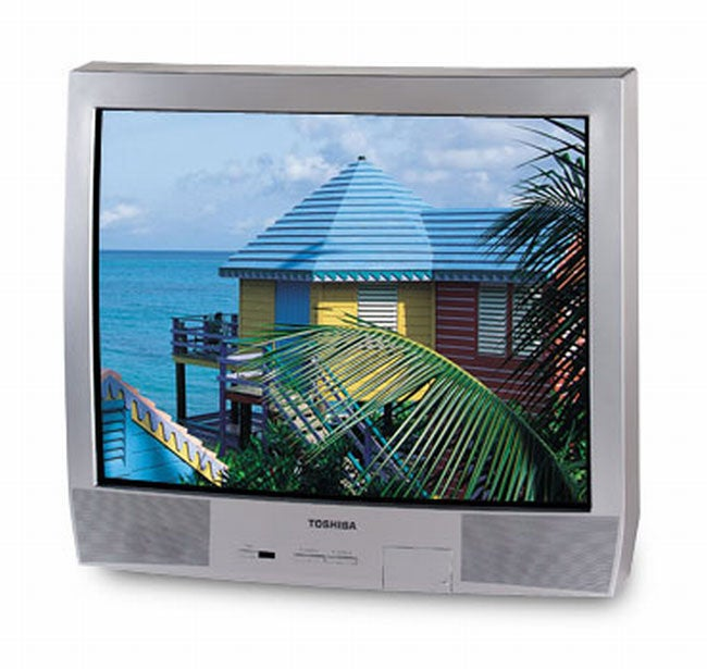 Toshiba 32D46 32-inch Diagonal Color Television