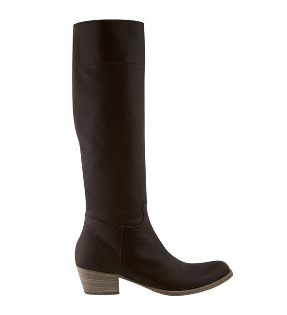 278890a4cdc33 Shop Miu Miu Women's Leather Riding Boots - Free Shipping Today ...