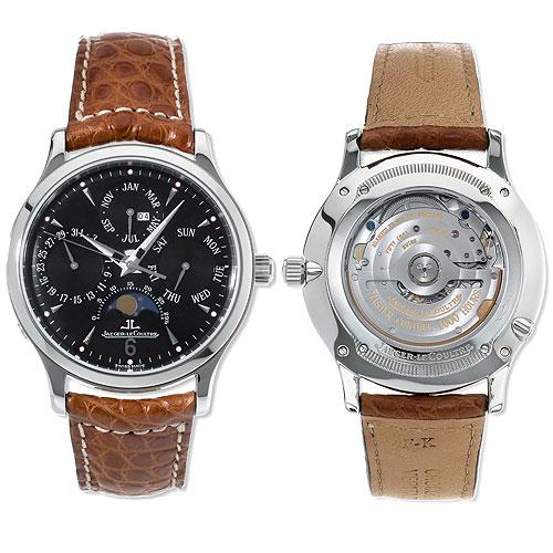 Jaeger-LeCoultre Men's Master Perpetual Watch