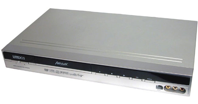 Lite-On LVW-5104 DVD Recorder and Player (Refurbished)