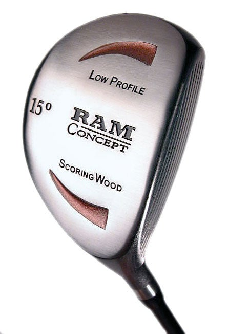 Ram Golf Concept Rh Fairway Scoring Wood Free Shipping