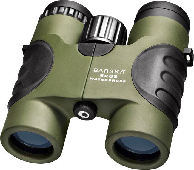 Barska 8 x 32 Waterproof Hunting Binoculars