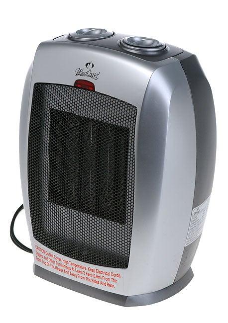 Windchaser Ceramic Oscillating Desktop Heater