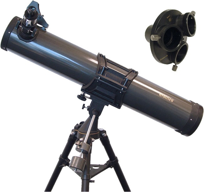 Brief History of the Astronomical Telescope I: Galileo ... |Galileo Astronomical Telescope