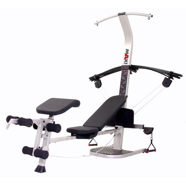 Max by Weider Advantage Home Gym Machine (Refurbished)