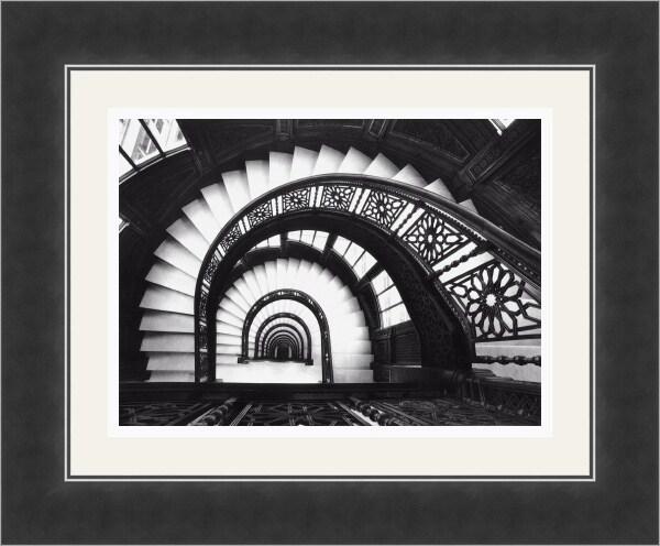 Jeff Cathrow Dixieme Framed Art Print
