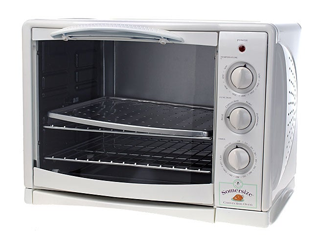Somersize Countertop Convection Oven w/ Rotisserie - Free Shipping ...