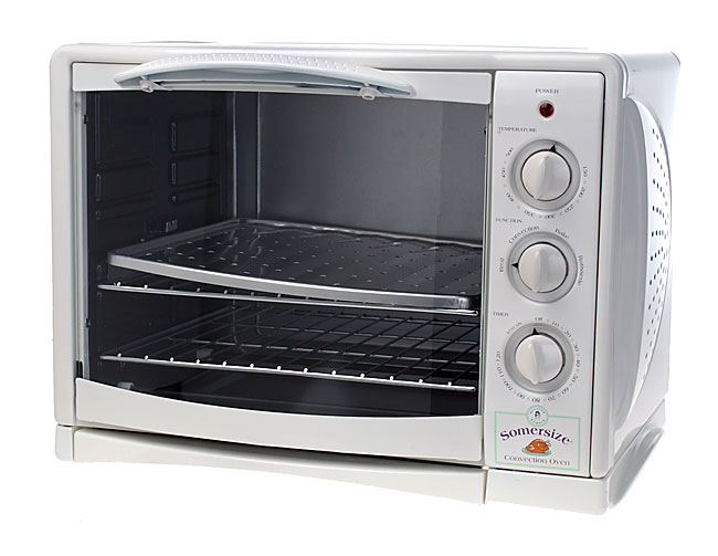 Countertop Oven Sale : Somersize Countertop Convection Oven w/ Rotisserie - Free Shipping ...