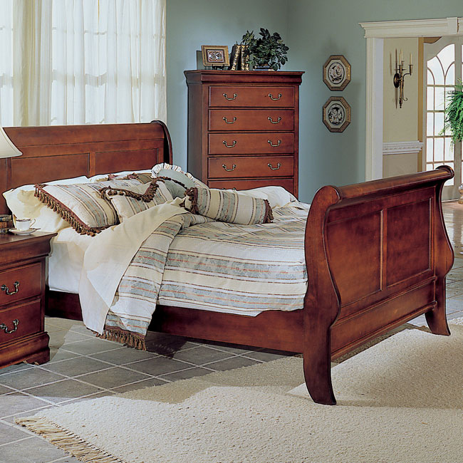 Claremont Cherry King-size Bed