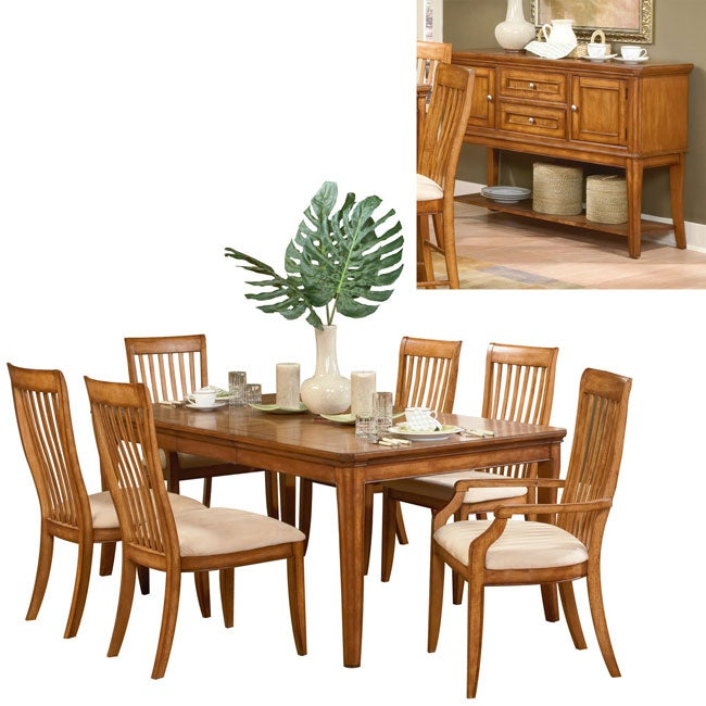Versatility Dining Table And Chairs 8 Piece Set Free