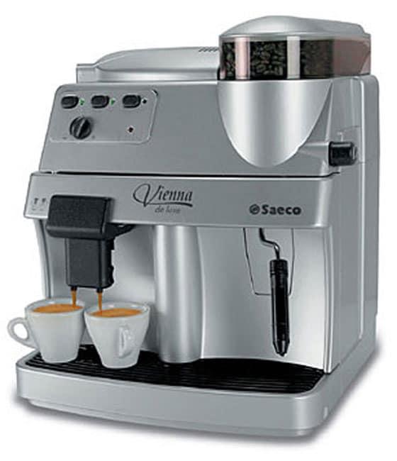 Saeco Vienna Deluxe 30023 Espresso Machine Free Shipping
