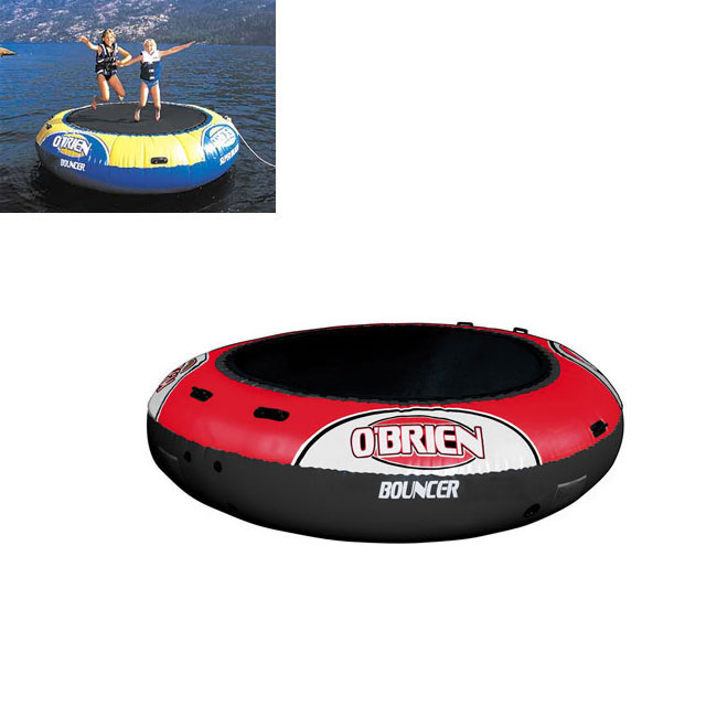 O'Brien Bouncer 9.5-foot Water Trampoline - Thumbnail 0