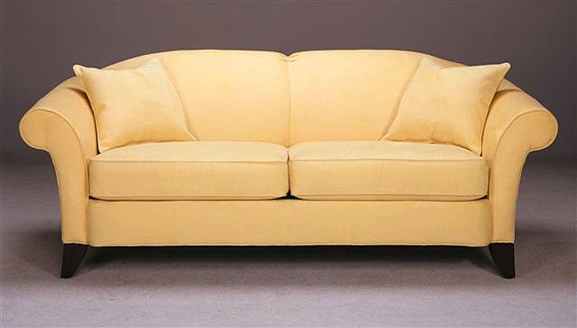Cari Butter Sofa Free Shipping Today Overstock Com