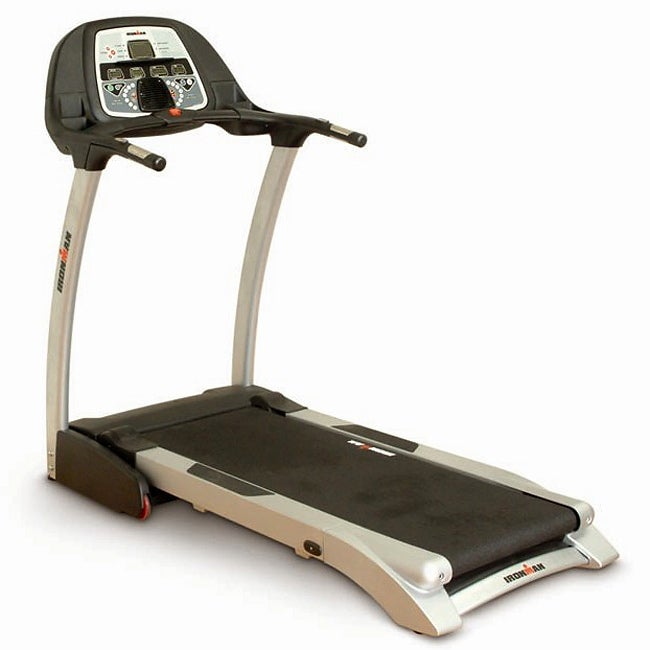 Shop IronMan 40T Exercise Treadmill Free Shipping Today Simple Acrylic Magazine Holder For Treadmill