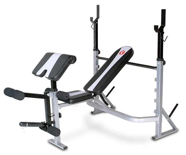 Strength Trainer Olympic Weight Bench Free Shipping
