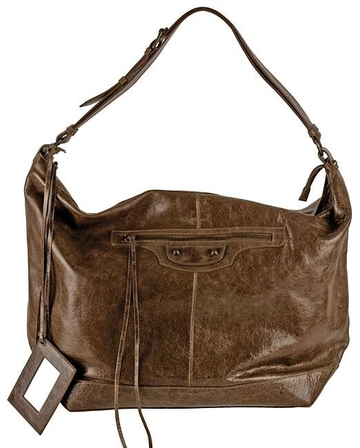 Balenciaga Courier Shoulder Bag