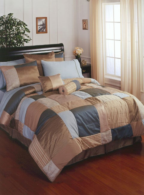 Overstock Bedroom Sets: Provincetown Comforter Set
