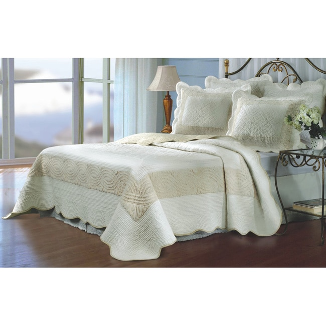 Greenland Home Fashions Sahara Quilt Set