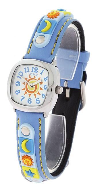 Timex Tween Sun & Moon White Dial Watch