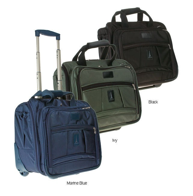 Travelpro Crew 5 Deluxe Rolling Tote Free Shipping Today