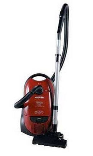 Hoover Telios Straight Suction Canister Vacuum Free