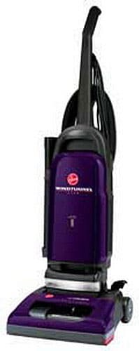 Hoover Windtunnel Lite Bagged Upright Vacuum Free