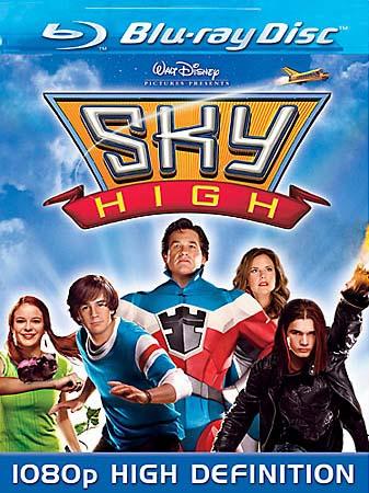 Sky High (Blu-ray Disc)