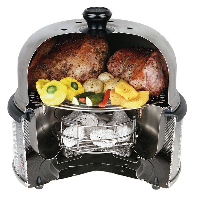 Cobb Premier Portable Grill Free Shipping Today 10528688