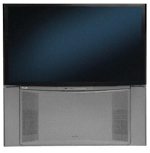 Hitachi 57F59 57 inch Digital Projection HD Television (Refurbished)