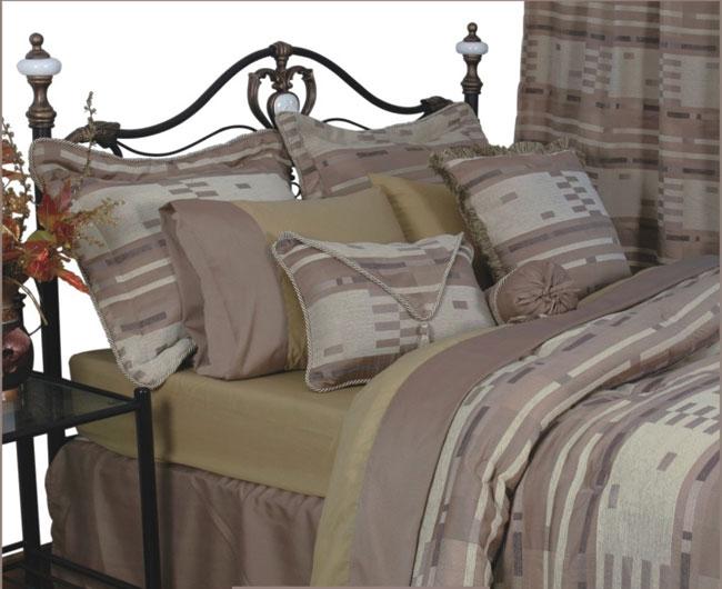 Cambridge Chenille 4-piece Comforter Set