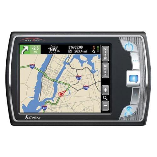 Cobra GPSM-4000 GPS Navigation System
