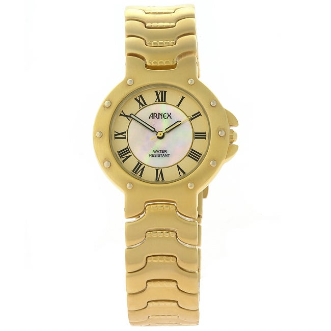 Arnex by Lucien Piccard Roman Numeral Watch