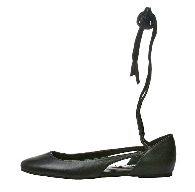 Steve Madden Tillary Ballerina Flats w/ Ties