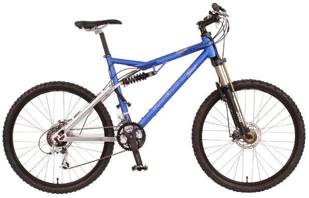Jeep Rubicon Sport Mountain Bike