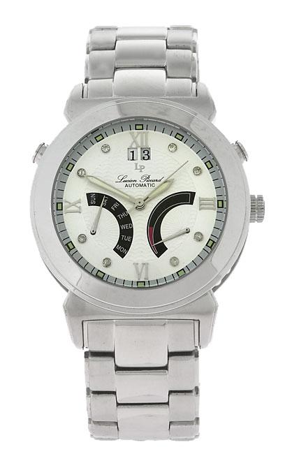 Lucien Piccard Men's Automatic Diamond Watch