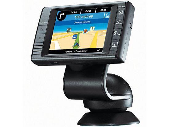 ViaMichelin X-930 Michelin GPS Navigation System