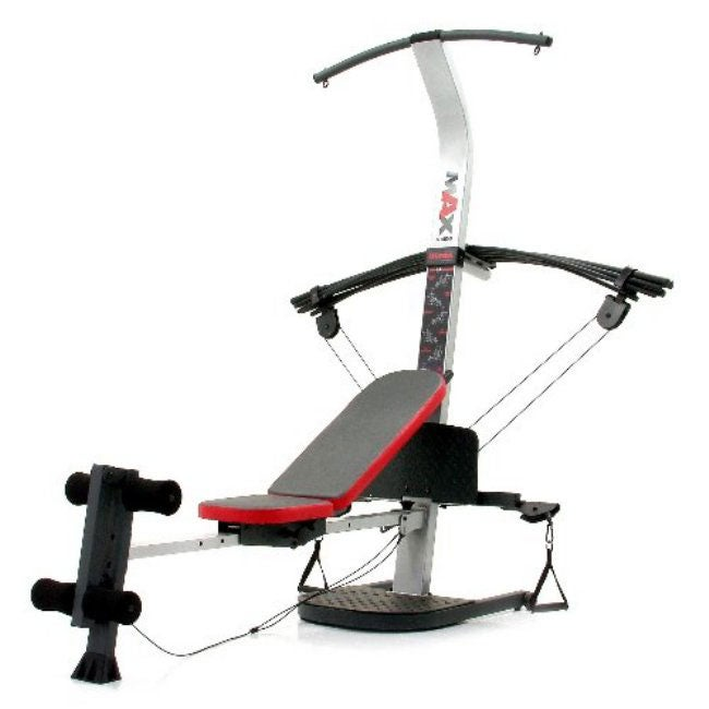 max exercise machine reviews