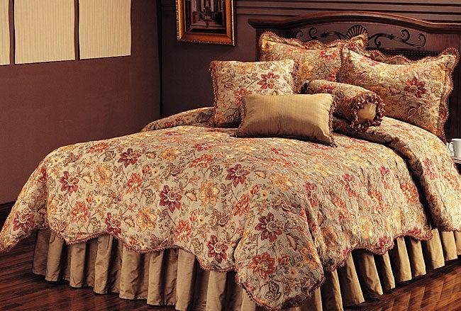 Ridgehouse Sage Luxury 4-piece Comforter Set