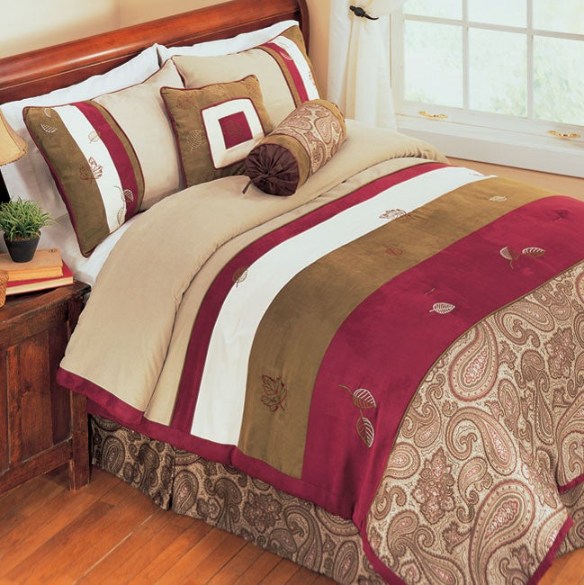 Timberline 4-piece Comforter Set