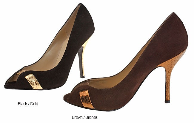 e91814a59b8 Shop Laundry by Shelli Segal It Girl Open Toe Heels - Free Shipping Today -  Overstock - 2296094