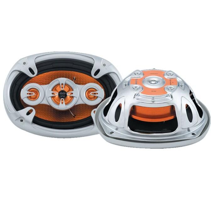 MDSOUND 4-Way High Preformance Car Speaker