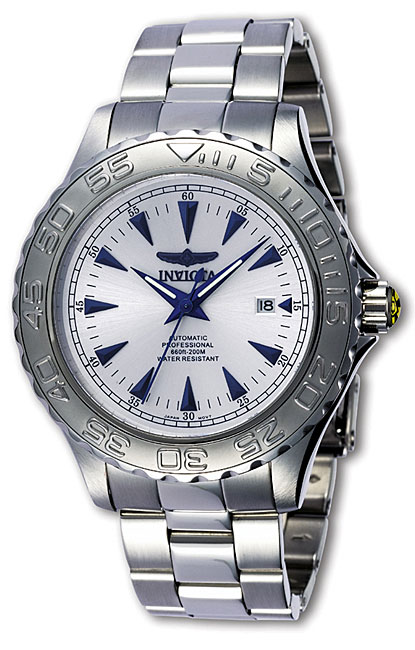 Invicta Ocean Ghost Men's Automatic Steel Watch